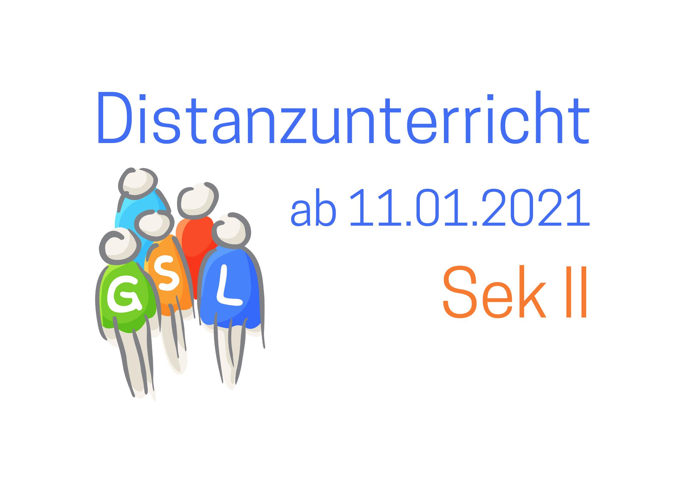Informationen zum Distanzunterricht (Oberstufe)